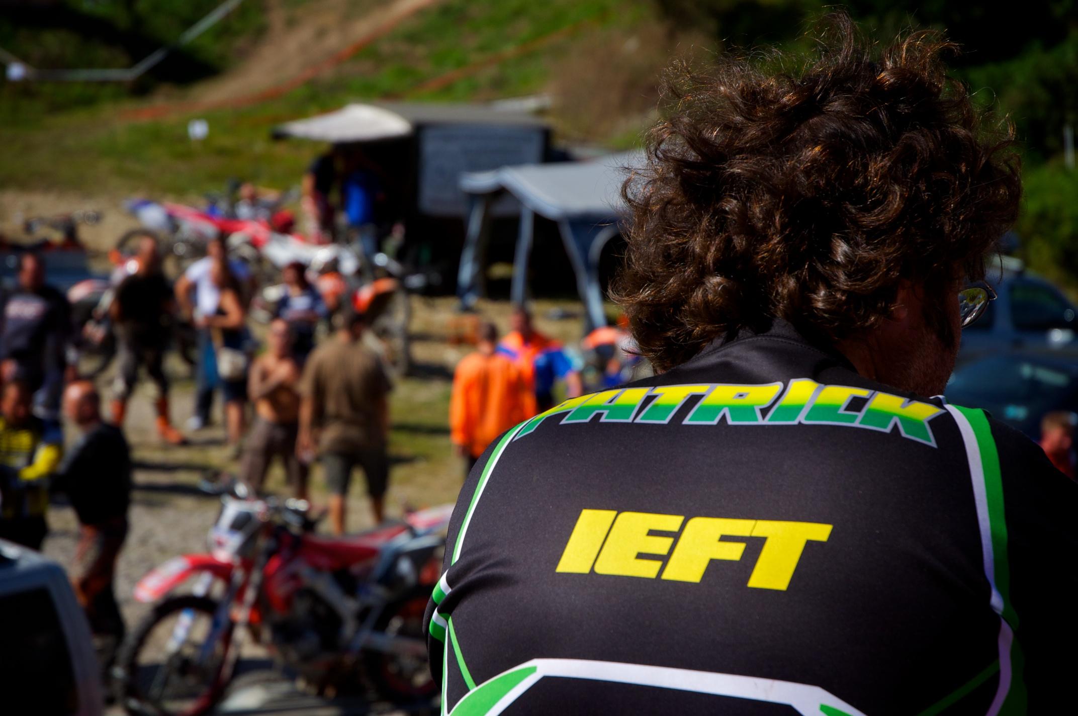 IEFT 2010 - Patrick Boissy