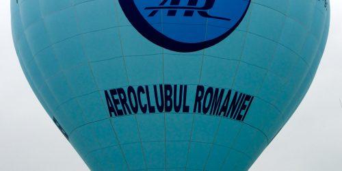 Balonul Aeroclubului Aurel Vlaicu Clinceni