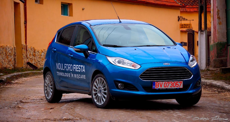 Fiesta - the #smartcar