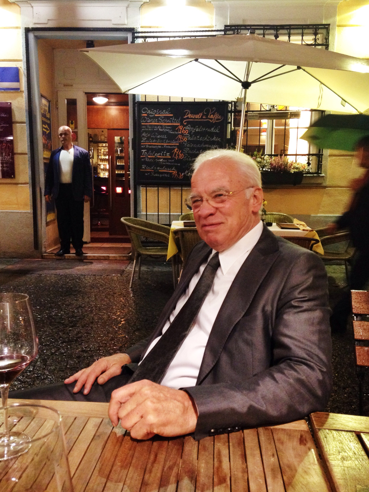 Werner Rojik - Weinbotschaft