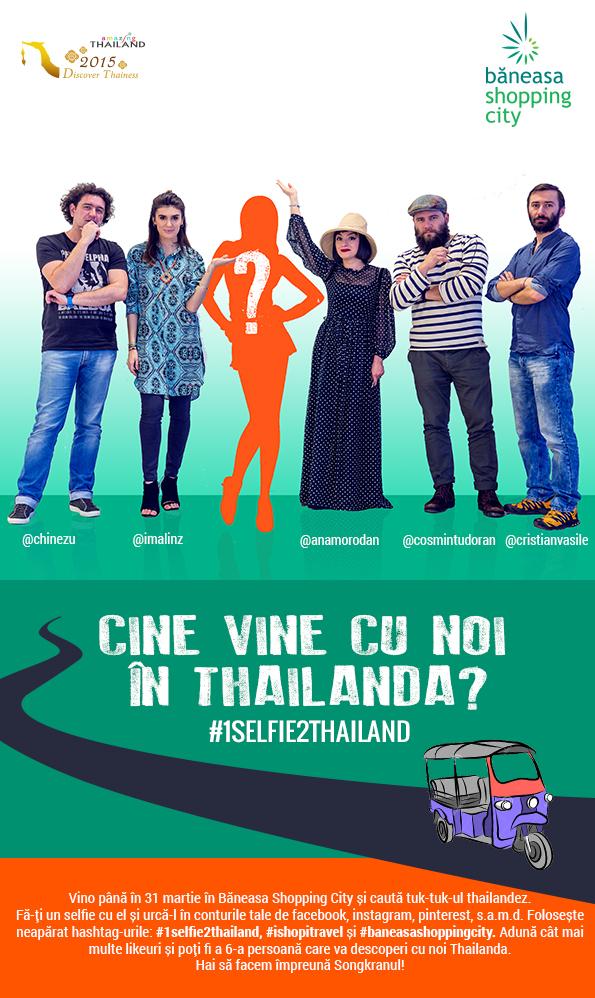 #1selfie2thailand