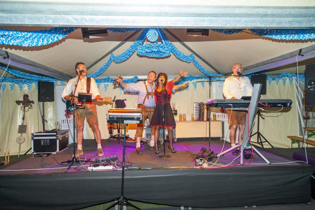 Party tirolez la Blu Autumn Fest