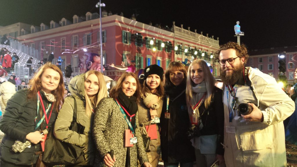 Groupe Carnaval Nice