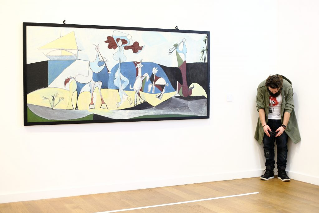 Antibes, Picasso museum, #nicebytarom