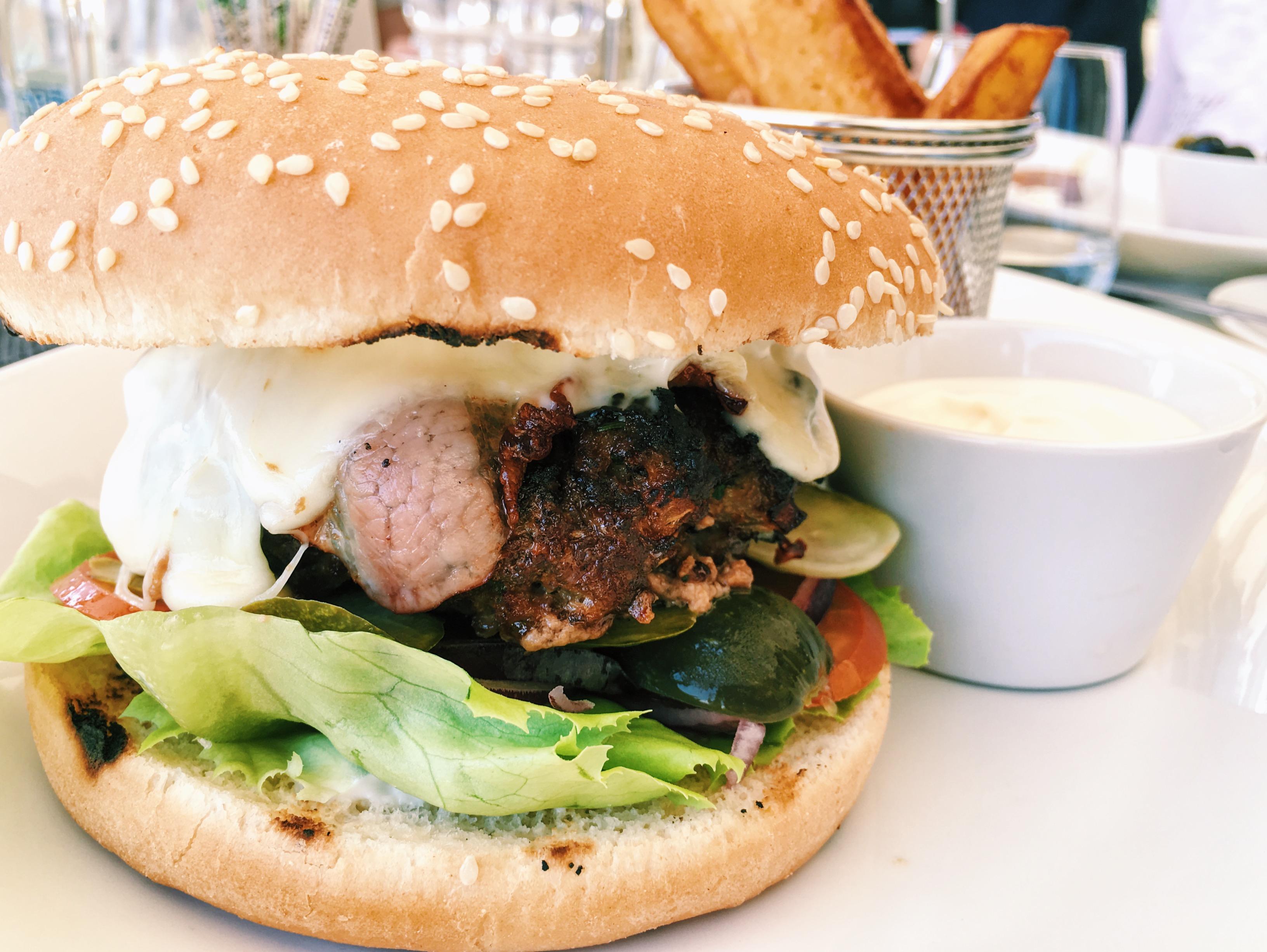 Burger Rivo