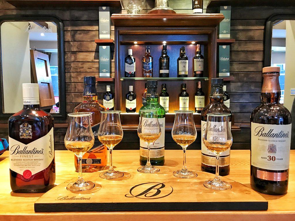 Ballantine's - Glensburgie #scotchwhiskeyexperience #chivasbrothers